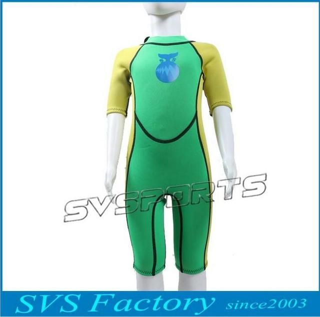 3mm Neoprene Kids Wetsuit Youth Swimwear Rash Guard for Child Swim Snorkeling Boys and Girls Dive Skin Wet Suit