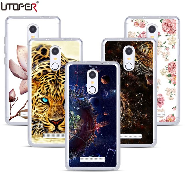Soft Plastic Coque For Xiaomi Redmi Note 3 3i Pro Special Edition Case Silicone Cover Fundas For Redmi Note 3 3i Prime SE Case