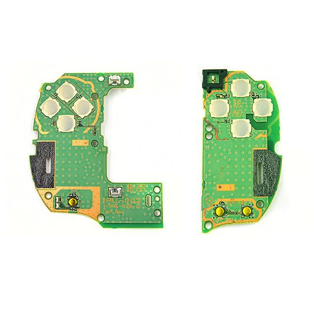 1 Pair left rigt PCB Circuit module Board LR L R RL L&R button keypad For PSV1000/PSVita1000/PSV 1000/PSVita 1000/PS Vita 1000