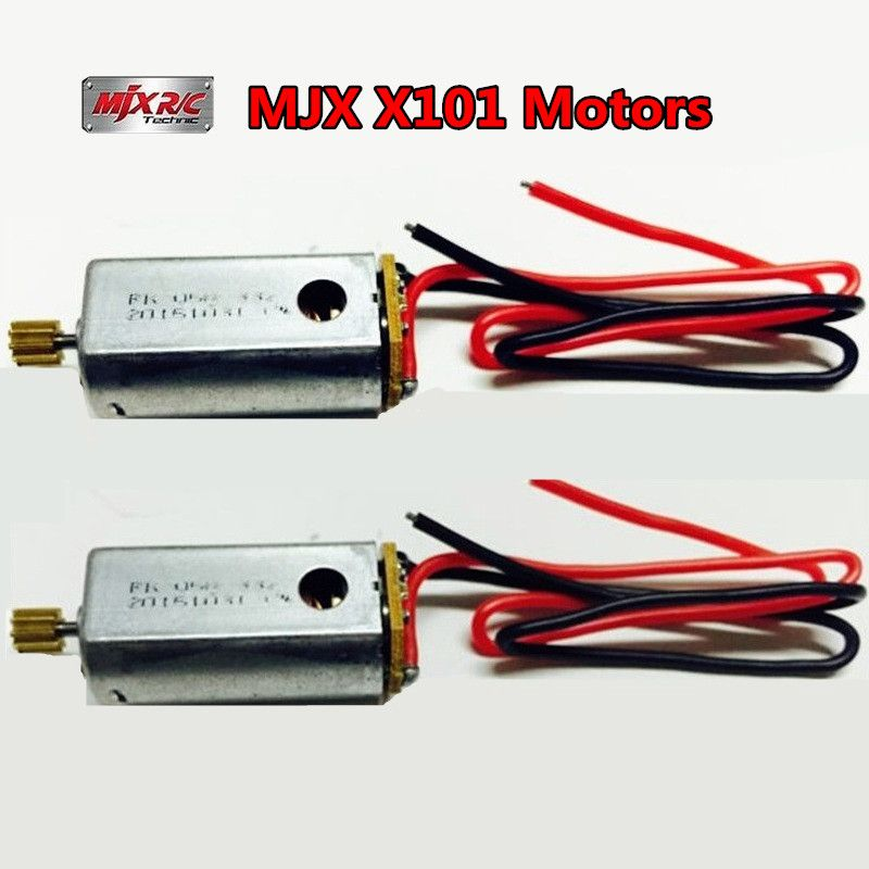 Original MJX X101 X102h Main Motor Accessory Clockwise Motor Free Shipping for MJX X101 X102h drone