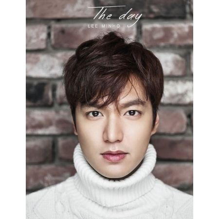 LEE MIN HO - SINGLE ALBUM - THE DAY (+ Lyric photobook (15p) + Polaroid ) Release Date2015-11-24 KPOP ALBUM