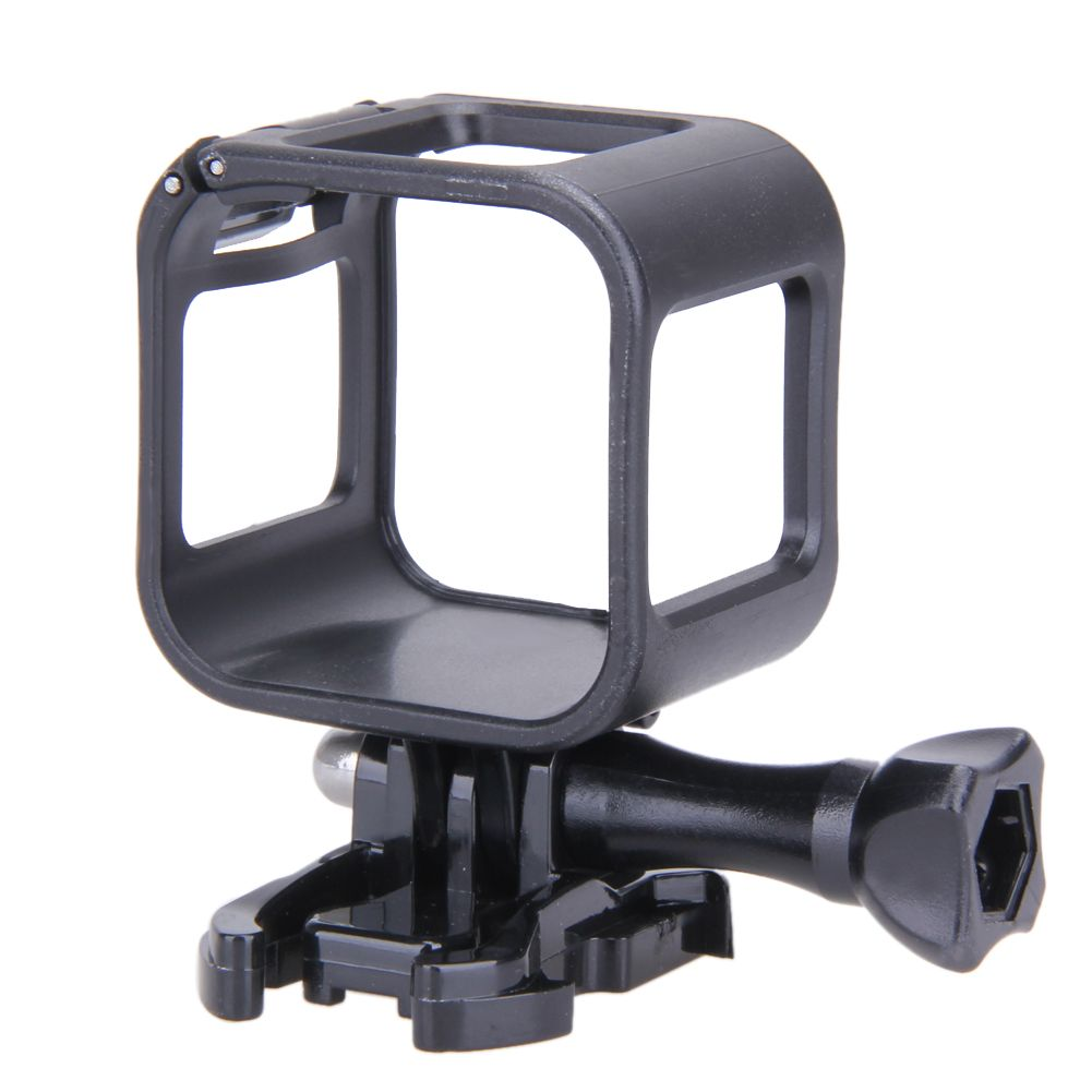 Camera Low Profile Frame Housing Cover Sports Camera Protecting Case Support Mount Holder for GoPro Hero Session 4 5 Session