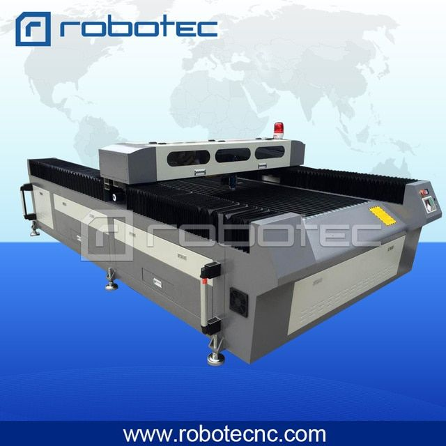 Jinan supplier iron sheet metal laser cutting machine Top quality 260W CO2 for Metal MDF Wood Acrylic Paper
