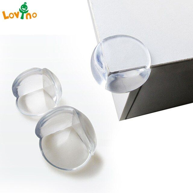5/10/12Pcs Child Baby Safety Silicone Protector Table Corner Edge Protection Cover Children Anticollision Edge & Guards 5-12pcs