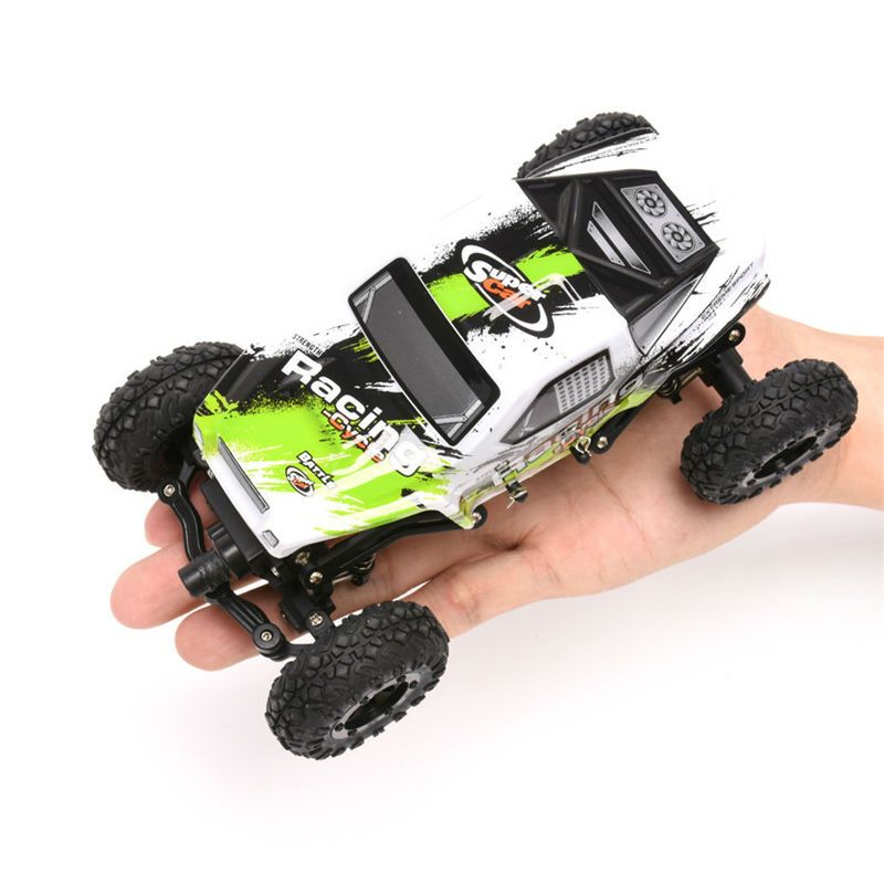 WLToys 24438 1:24 RC Racing Car Scale 4WD Rock Crawler RC Car Off-Road Remote Control Children's Toys