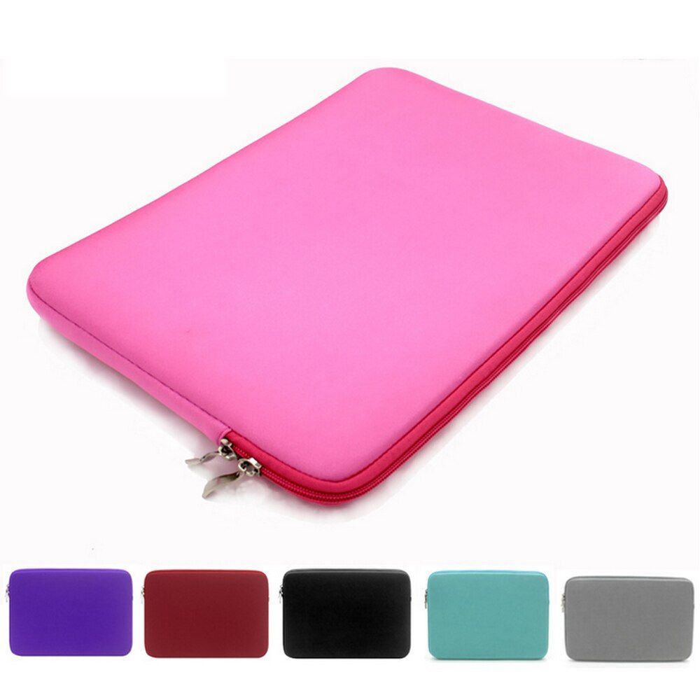 foam protective Bag Cover Case For apple Macbook Air Pro retina 11 13  11.6 13.3 retina Laptop Sleeve