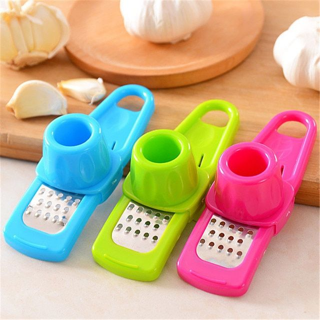 High Quality Creative Simple Grind Garlic Ginger Device Kitchen Gadget Cooking Tools