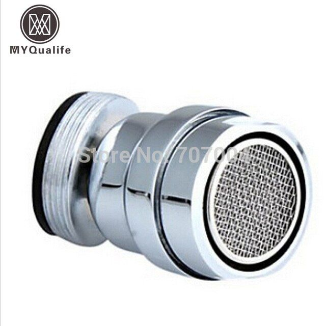Free shipping 24mm Stainless Steel External Thread  Bidet Faucet Aerator Polished Chrome Water Saving Aerator