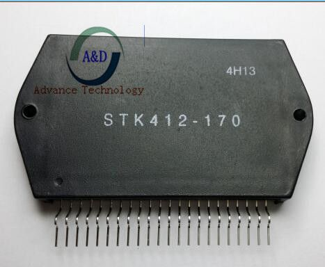 1pcs new STK412-170 for TV STK412