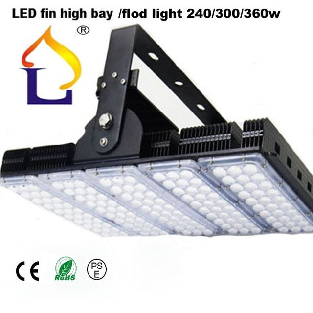 30-180W LED High Bay light CreeChip Mewenwell driver IP67 Waterproof flood light AC100-277V best retails& wholesale lamps