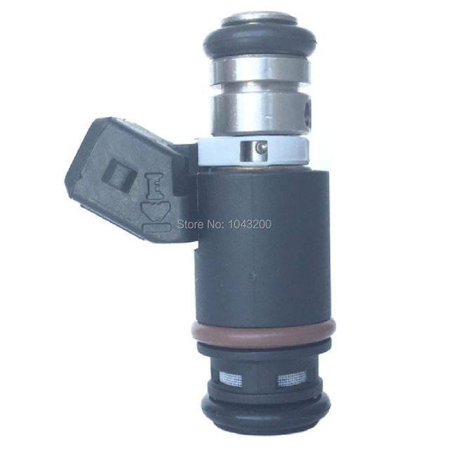 IWP-076 New 5 Holes 215CC Fuel Injector Nozzle For VW EuroVan GOLF PASSAT BORA 2.8 V6 OE # IWP076 021906031B 021 906 031B
