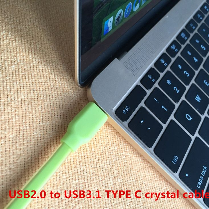 USB3.1 TYPE C cable Charging and data sync Applicable to usb c cable 1m 2m charger mhl adapter elephone p7000 chargeur portable