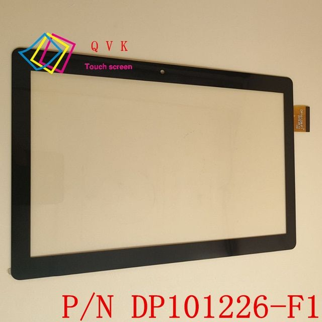 black white NEW 10.1inch DP101226-F1 tablet pc touch touch screen panel digitizer glass sensor Replacement FREE SHIPPING