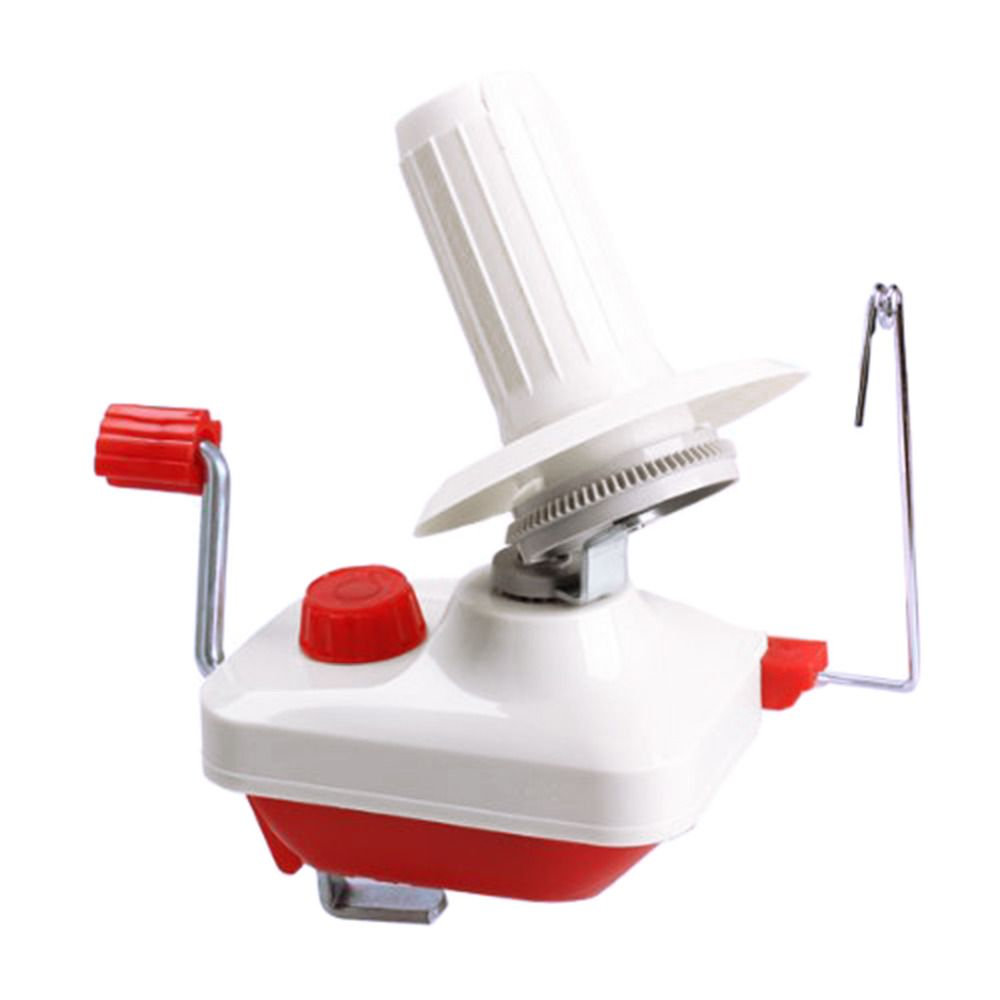 high quality swift woolen yarn winding machine holder for string ball wool winder handle handheld hand operated kit