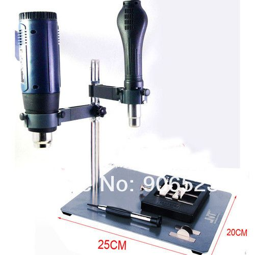 NT F204 Mobile Phone Repair Platform/ hot air gun repair platform/BGA rework station,solder tool