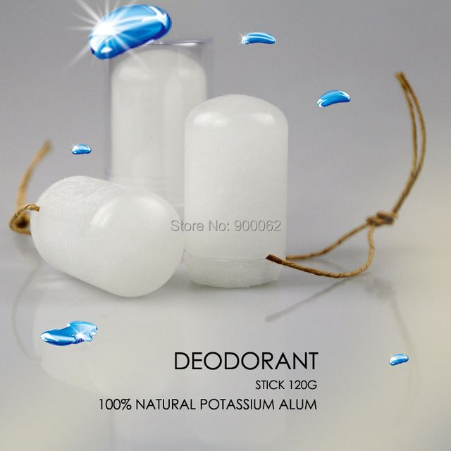 Free shipping for 120G alum stick with rope,alum deodorant,deodorant stick,antiperspirant stick,crystal deodorant