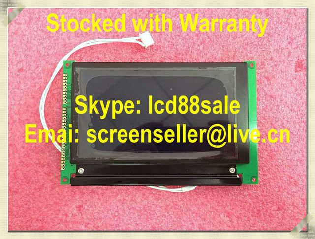 best price and quality   new  LMG7420PLFC-X  compatible  A grade  industrial LCD Display