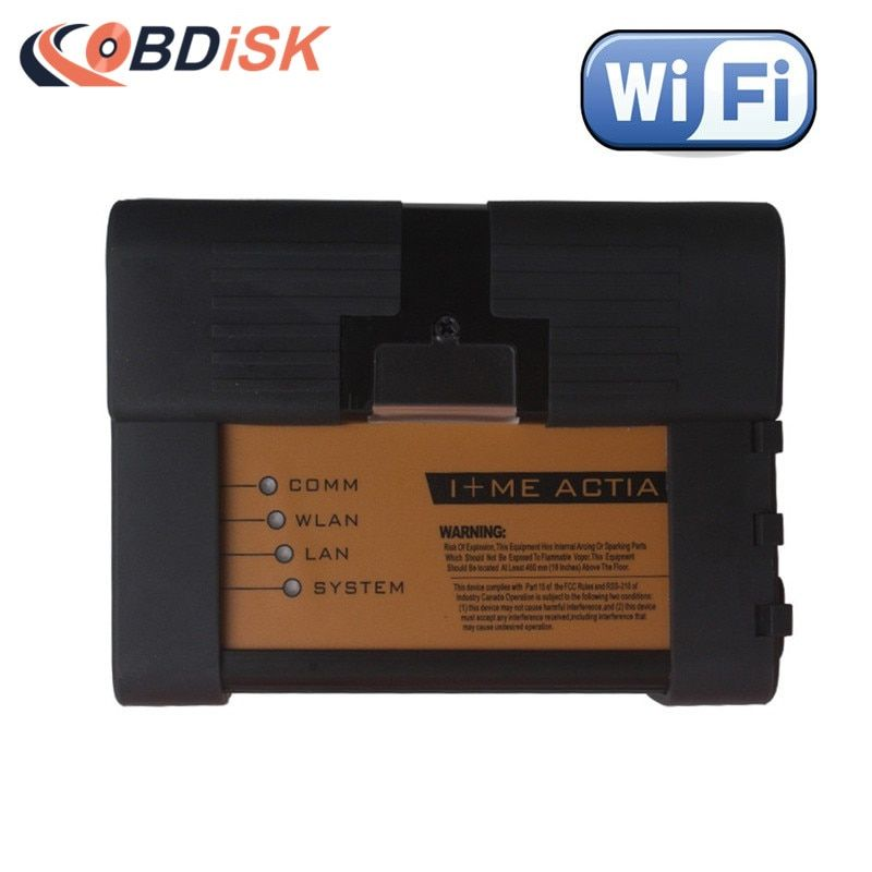 2017 Newest Version for BMW ICOM A2+B+C Diagnostic and Programming Tool ICOM A2 Wifi for BMW with Mulit-Languages