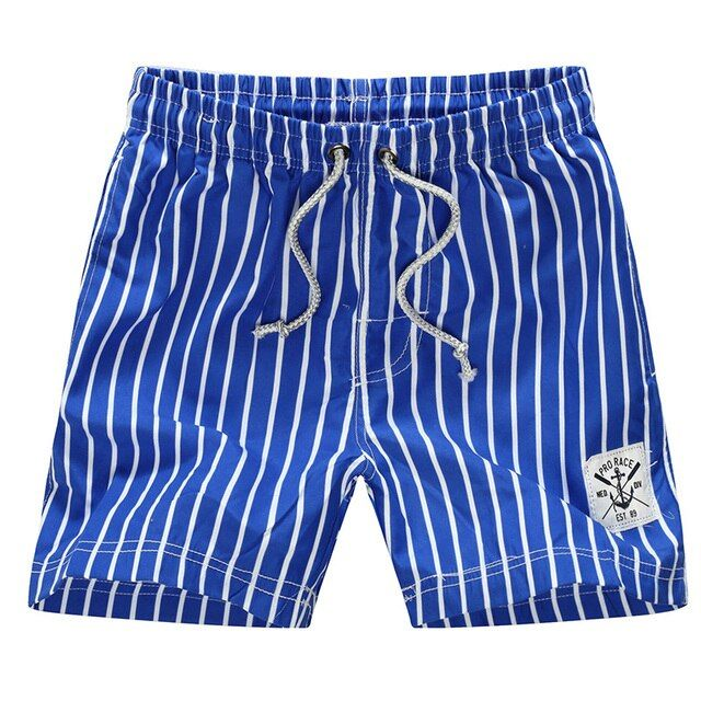 Summer Board Shorts Men Striped Beach Shorts Quick Dry Beach Shorts Male Casual Boardshorts Brand