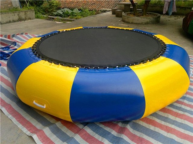 2m Inflatable Water Trampoline Outdoor Inflatable PVC Bouncer