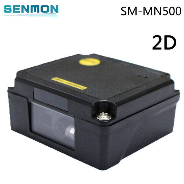 Industrial Mini Embedded 1D Laser Barcode Reader Module Small Bar Code Laser Scanner USB Built in POS System SM-MN500