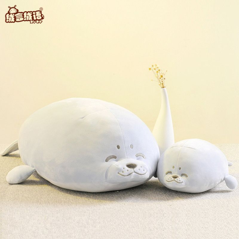 RYRY 50cm Dolphin Plush Toys Stuffed Sea lions Plush Pillow Kawaii Sea Lion Doll Sofa Pillow Car Cushion Birthday\Chrismas Gift