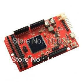 5pcs Geeetech Iduino DUE Pro Board compatible with Arduino DUE PCB Reprap Printer