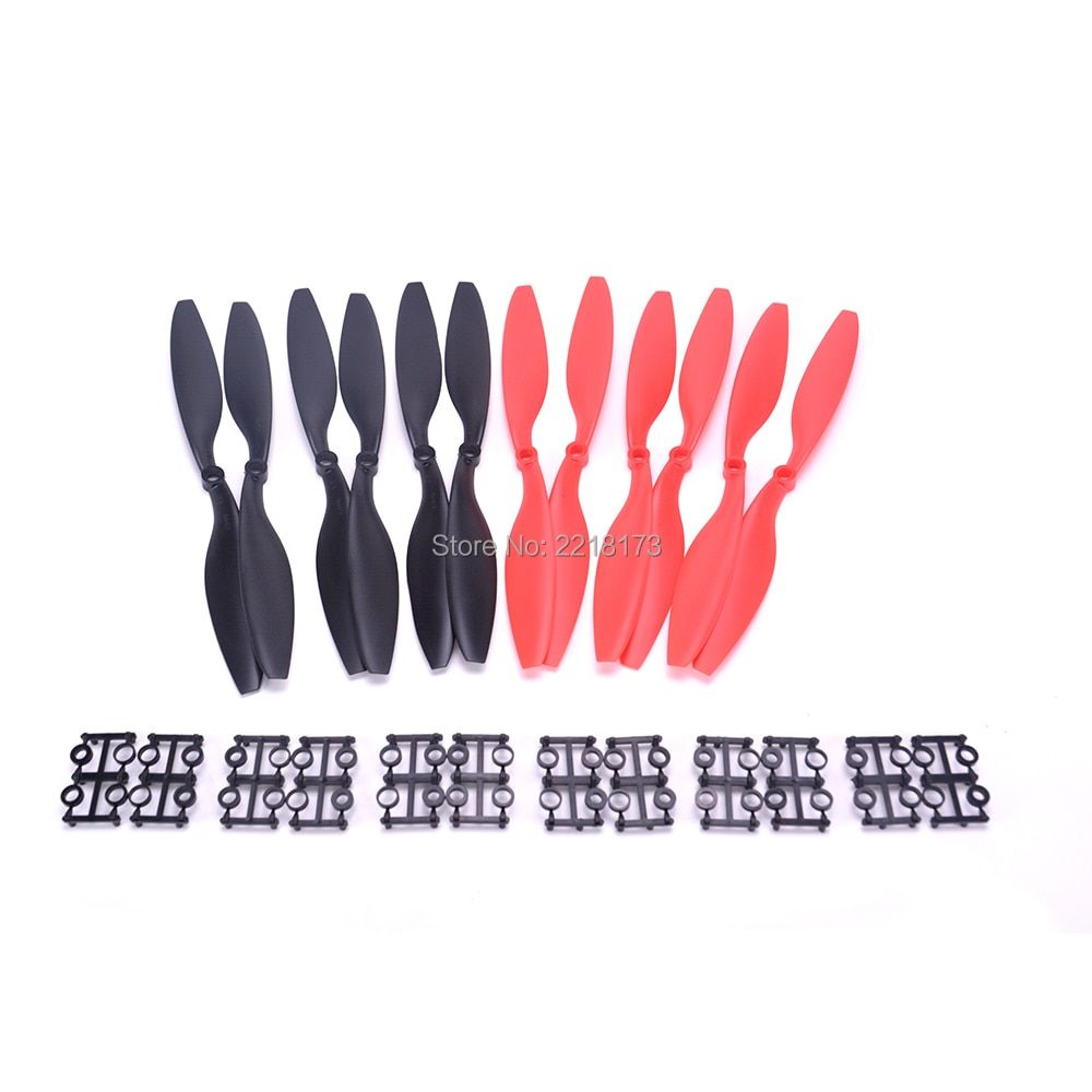 "6 Pairs 10x4.5"" 1045 1045R CW CCW Propeller For F450 QuadCopter"
