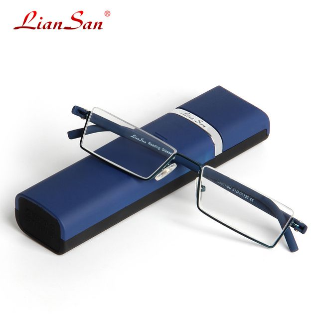 Vintage Reading Glasses Women Optical Eyeglasses Men Brand Quality Lens Luxury Frame Glasses Female Designer Spectacles Fashion