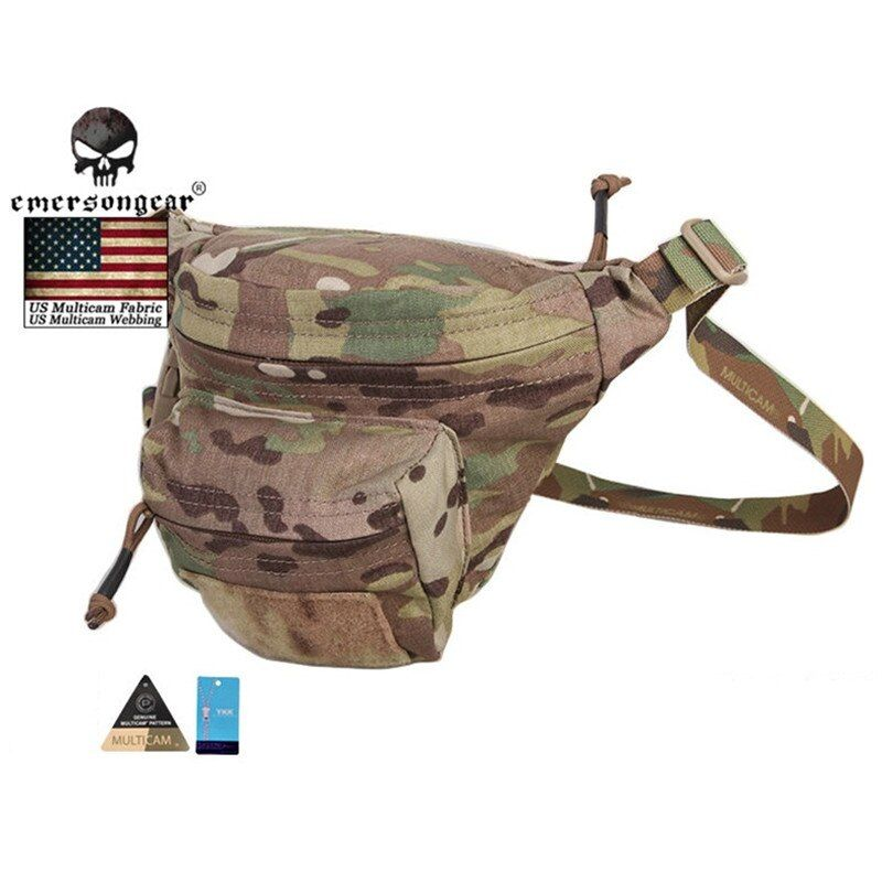 Emersongear Multi-function RECON Waist Bag Molle Pouch Army Tactical Pouch EM9176 Black Multicam camouflage belt