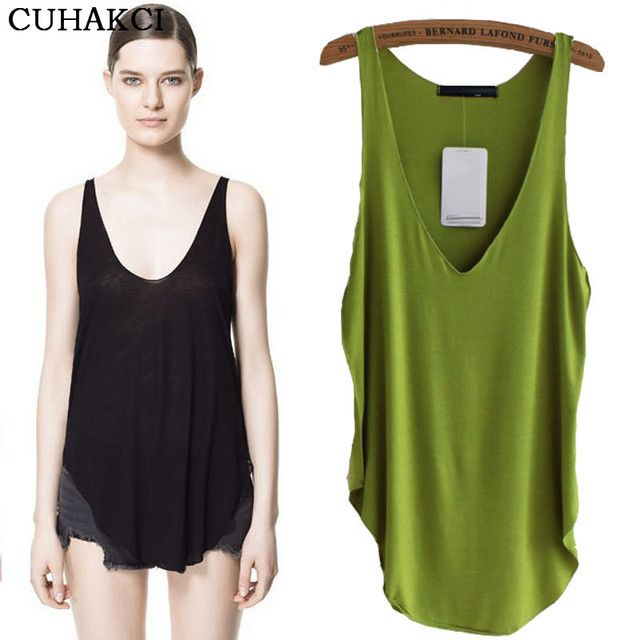 Summer Sexy Women Tank Tops Quick Dry Loose Blusas Fitness Sleeveless Vest Singlet for And Sexy Shirt Tops Plus 6 Colors V024