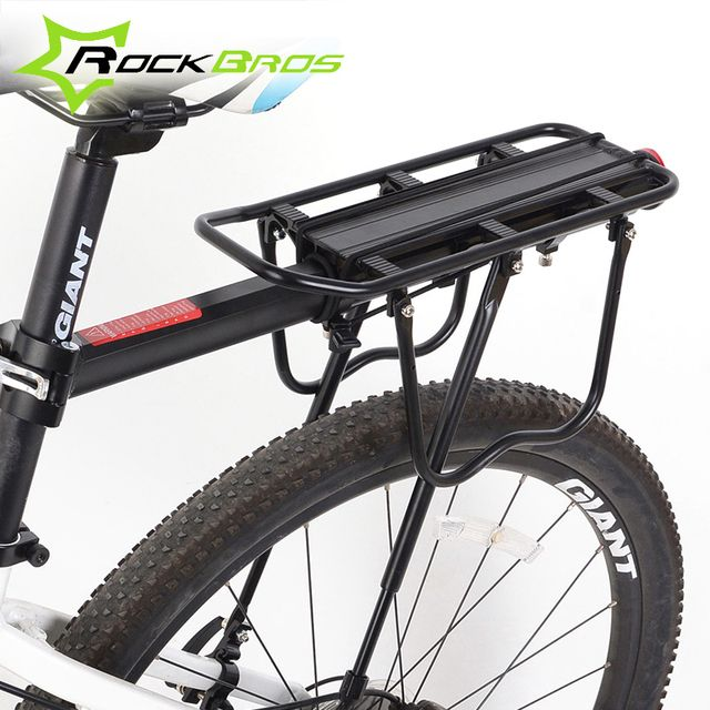 RockBros Mountain Road Bike Rack Repair Stand Rear Seat Cycling Wings For Bicycle Racks Rear Luggage Supported Equipment