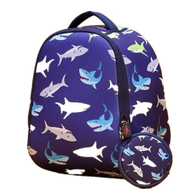 Waterproof Baby School Bags Cartoon Animals Children Backpacks Kids Satchel Kindergarten Bags for Girls Mochila Escolar Infantil