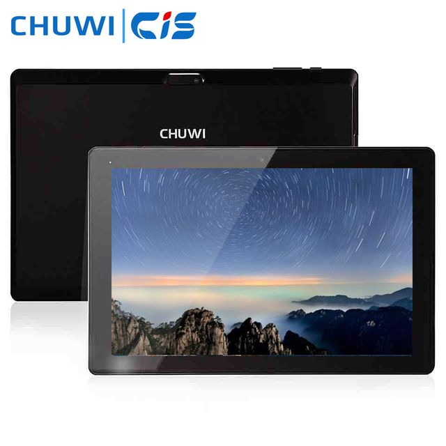 CHUWI Hi10 10.1' Tablet PC Intel Cherry Trail Z8350 64bit  Windows 10 and Android 5.1 4GB/64GB Intel Ultrabook Tablet PC