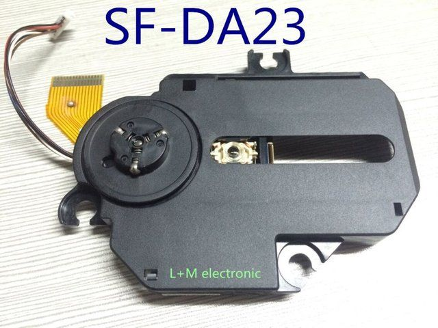 Brand New  SF-DA23  / SF-DA23R  CD Laser Lens Lasereinheit Optical Pick-ups Bloc Optique