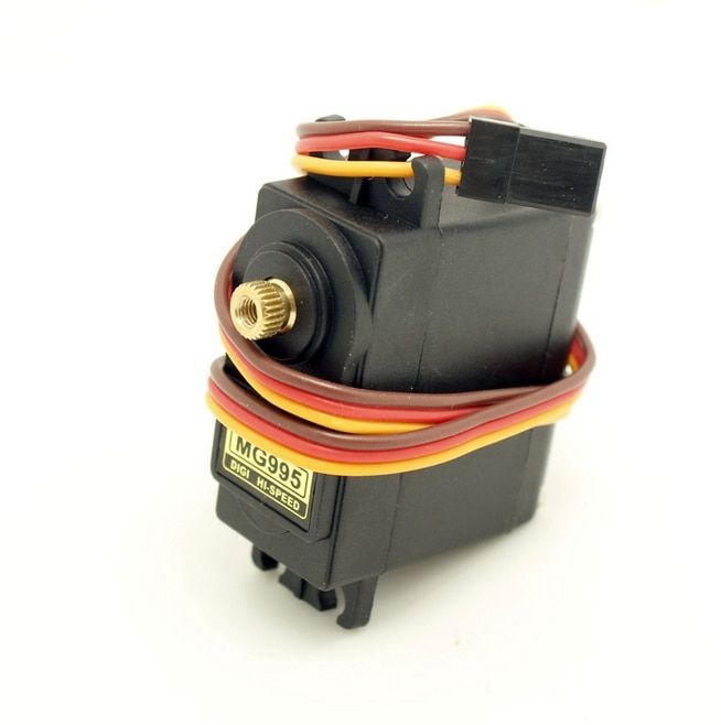 4 X High speed MG995 servos High Torque Servo For RC/Helicopter/Car/Boat