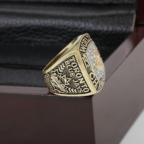 1992 Toronto Blue Jays MLB World Series Baseball Championship Ring Size 10-13 With Wooden Box Fans Best Gift Christmas
