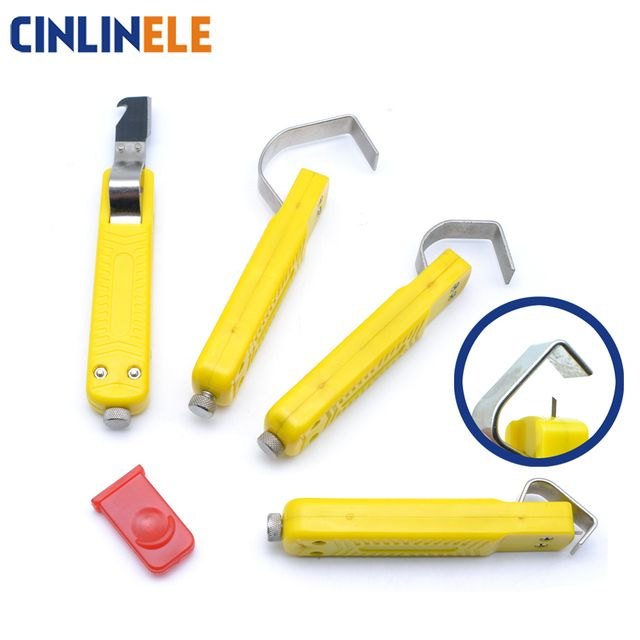 Decrustation Plier LY25 Wire Stripper Cable Stripping Tool Tripping Plier coaxial Cable for 4-16 8-28 28-35 35-50mm Multitool