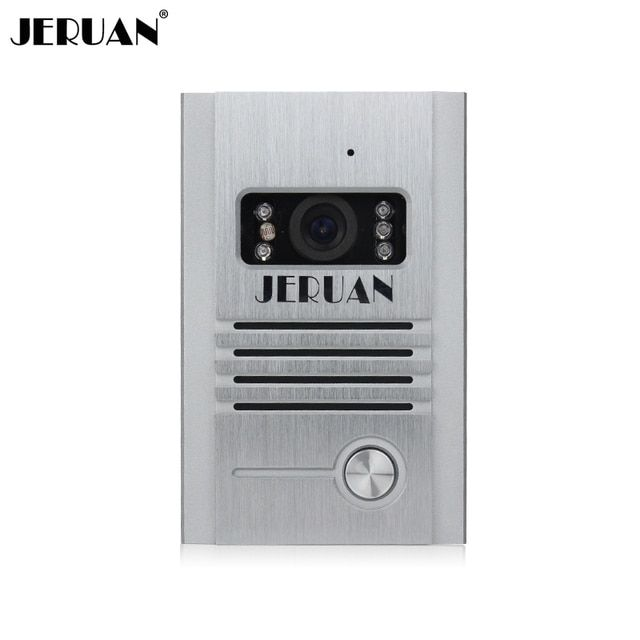 JERUAN METAL C3 VIDEO DOOR PHONE INTERCOM SYSTEM  CAMERA ONLY OUTDOOR