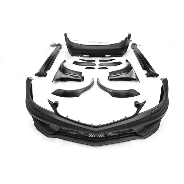 Car Styling FRP Car Body Kits for Benz C-class W204 2012-2014