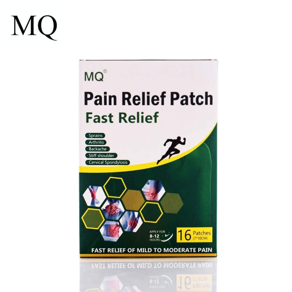 MQ 32pcs/2box Arthritis Back Pain Relief Patch Chinese Traditional Herbal Medicines Health Care Product for Body Massage