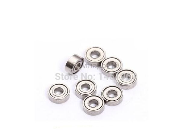 Hubsan X4 H502E H502S parts 8pcs upgrade bearing for Hubsan X4 H502s H502e Quadcopter RC drone Spare Parts