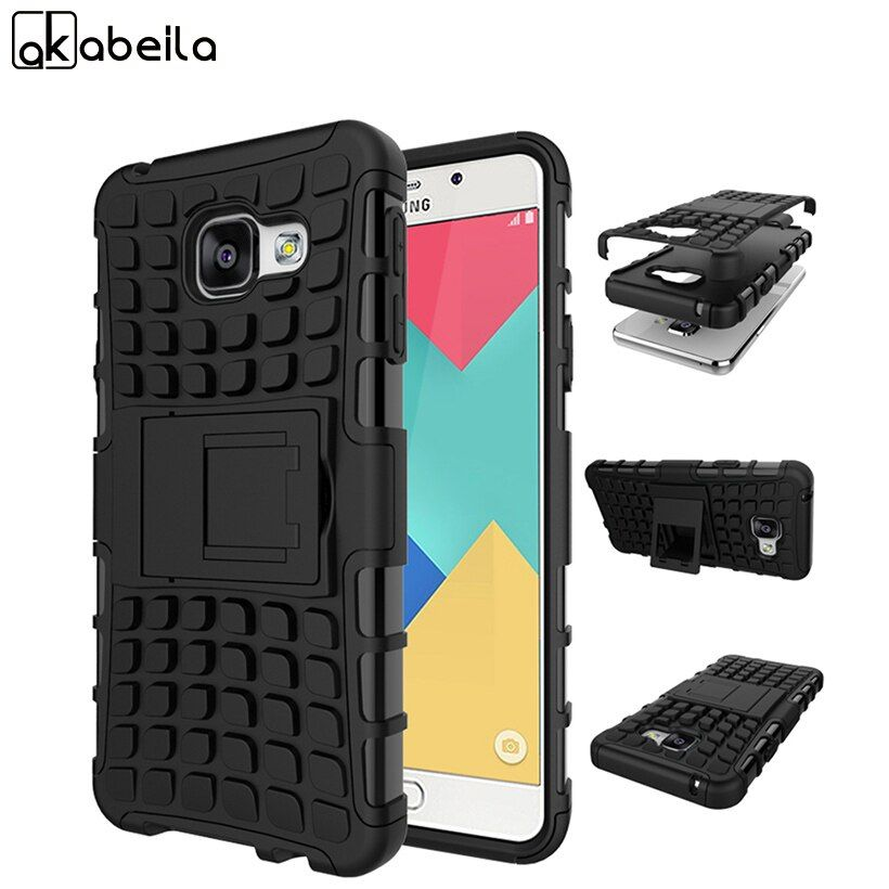 AKABEILA Phone Cases For Samsung Galaxy A3 2016 Covers SM-A310 A310 A3100 A310F SM-A3100 SM-A310F Shell Bags Armor Hybrid Tyre