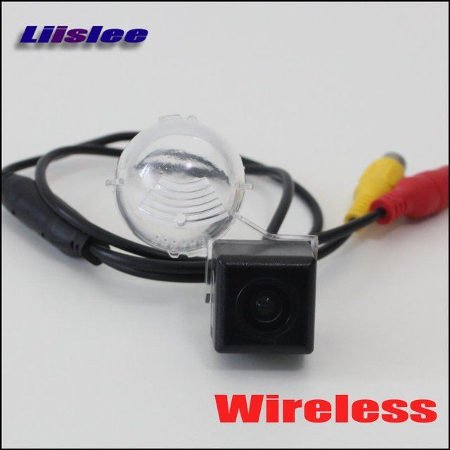 Liislee Wireless Car Rear Camera For Mazda Carol 2010~2014 / Wireless Reversing Park Camera / Easy Installation / Night Vision