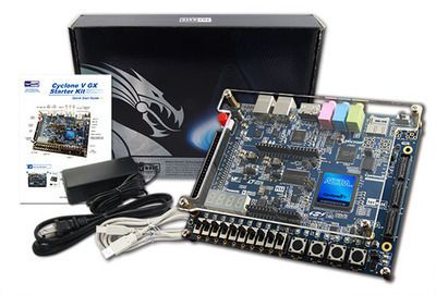 Cyclone V GX Starter Kit Altera C5G FPGA Cyclone V GX Starter Kit  P0150