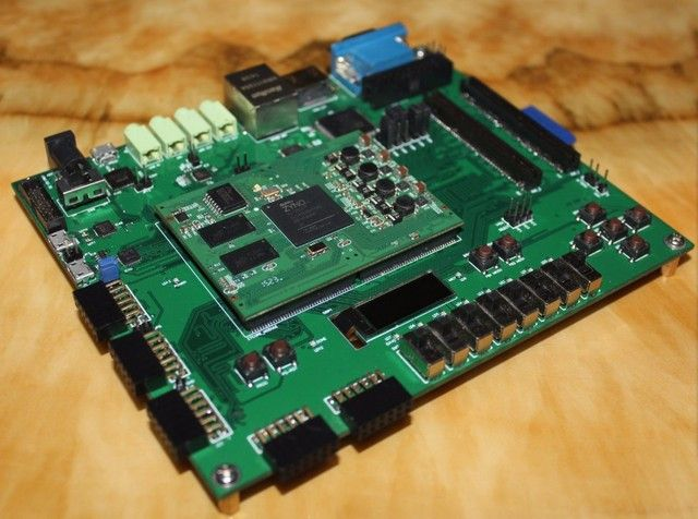 Fast Free Ship ZedBoard development board ZYNQ7000 development board XILINX FPGA Demo Board