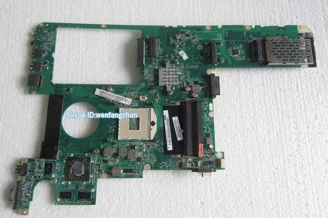 Laptop  motherboard   For Y560 DAKL3AMB8E0  11S1101213  I7 CPU
