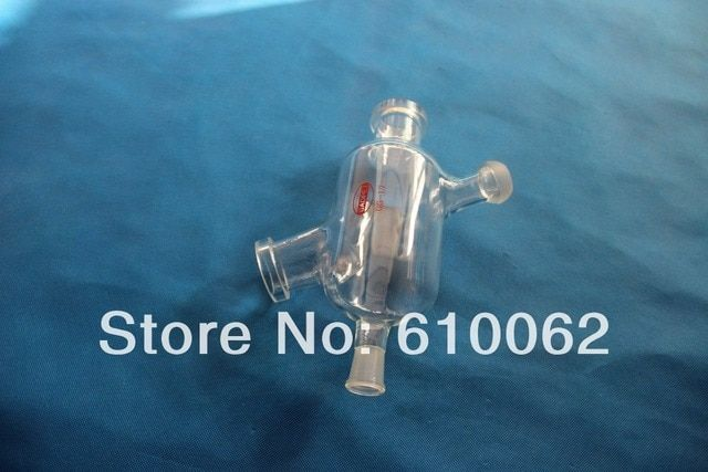 Four-way Flask Connector for Rotary Evaporator / rotavap,vapor duct