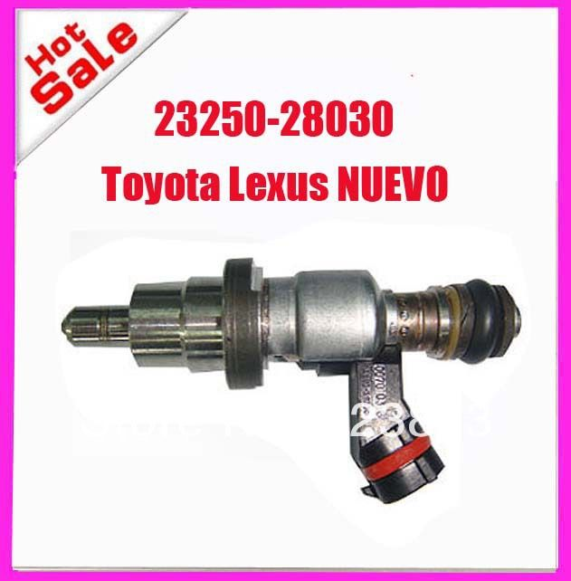 100%new   fuel injector  23209-28030 23209-29025  23250-28030  2325028030 use for Toyota