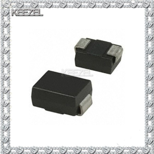 Free shipping .S1M SMD diode DO-214AC size of about 4*2.5MM 50 pieces sold